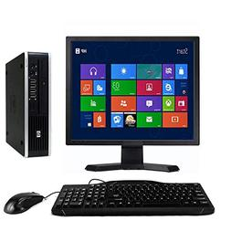 2018 HP Desktop Package,AMD Dual Core 5400B up to 3.8 GHz,4G