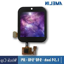 1.54 inch 240240 TN TFT LCD Screen SPI Interface wit CTP Tou
