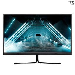27in Curved Gaming Monitor PC 165Hz 16:9 Full HD 1920x1080p