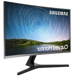 32 curved led computer monitor class cr50