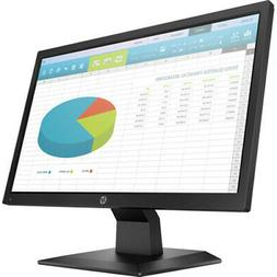"Brand New HP P204 19.5"" 16:9 TN LED Monitor"