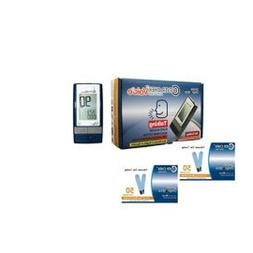 Clever Chek Auto-code Voice Blood Glucose Meter Kit Combo Me