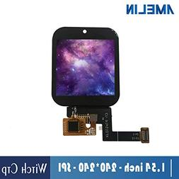 Customized Smart Watch 1.54 inch with MIPI Interface TFT LCD