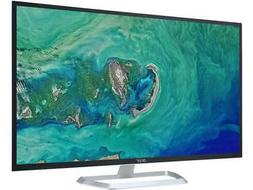 "Acer EB321HQU 31.5"" WQHD LED LCD Monitor - 16:9 - White"