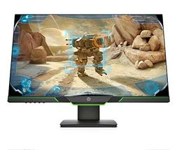 HP 27-inch FHD Gaming Monitor with Tilt/Height Adjustment an