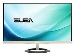 "ASUS Frameless Gold 21.5"" 5ms  HDMI Widescreen LCD/LED Monit"