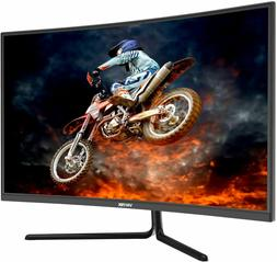 VIOTEK GNV32DB 32-Inch Curved Gaming Monitor 144Hz WQHD 2560