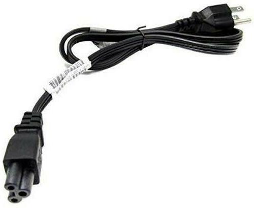 125V-7A 3-Prong TV Replacement Power Cord - 6-Foot