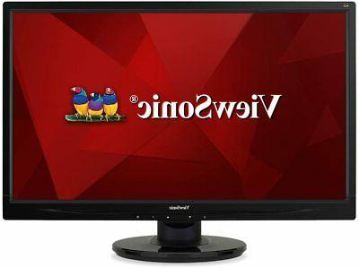 24 Full 1080p HDMI and for Office,Black
