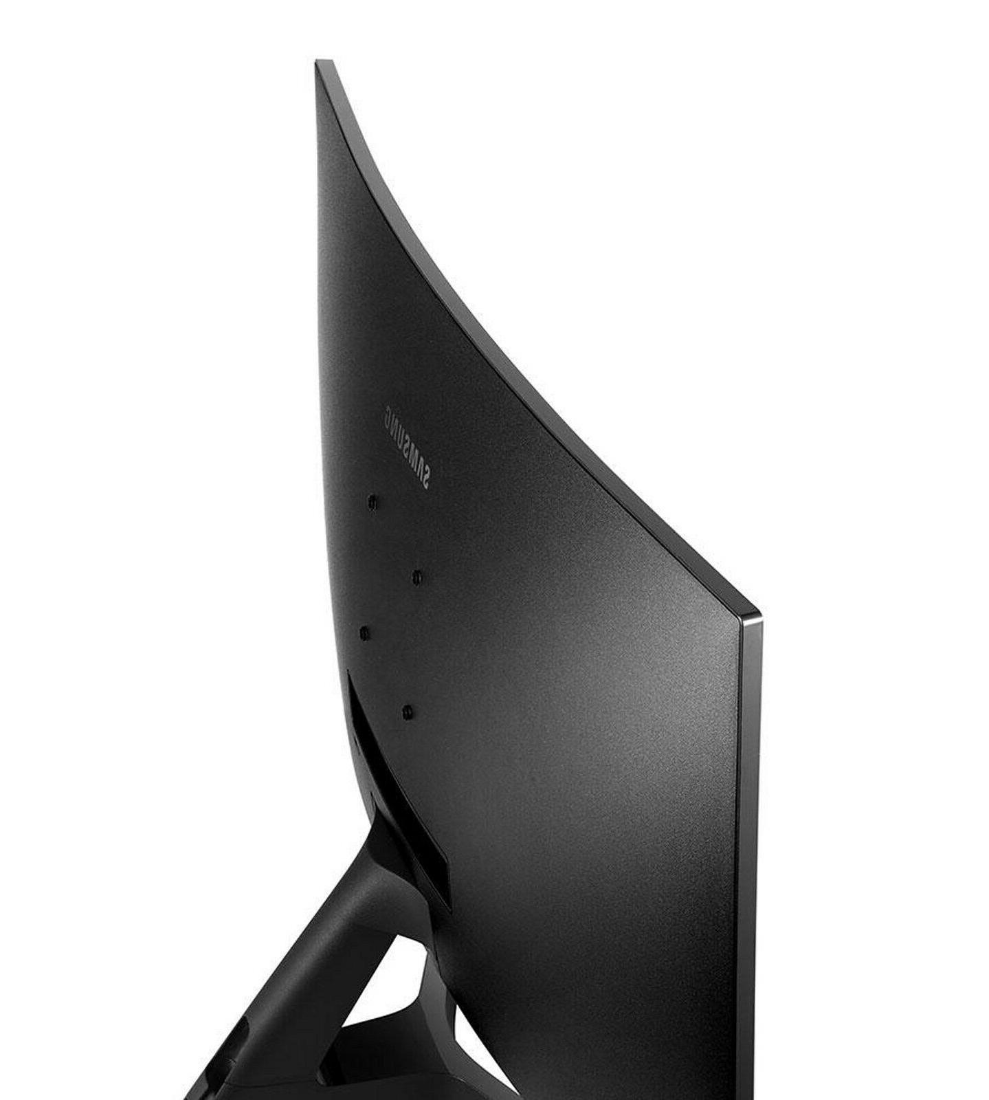 "Samsung 32"" Curved Computer HD Curved Display"