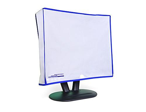 Computer Dust Solutions monitor cover for LCD, LED, flat pan