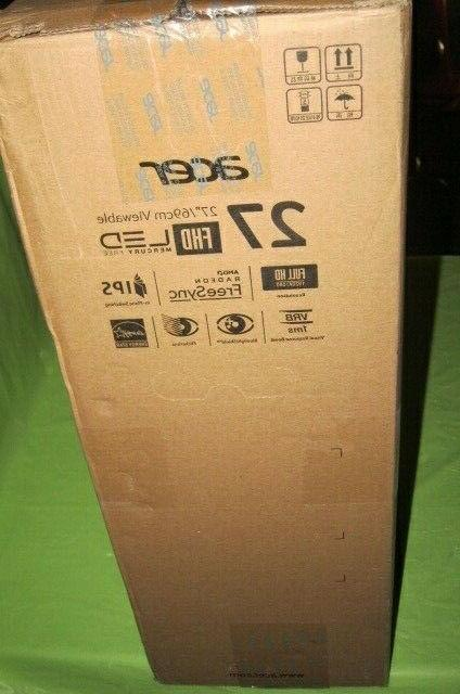 "ACER Bmiprx 27"" FULL 1920 1080 IPS HOME"