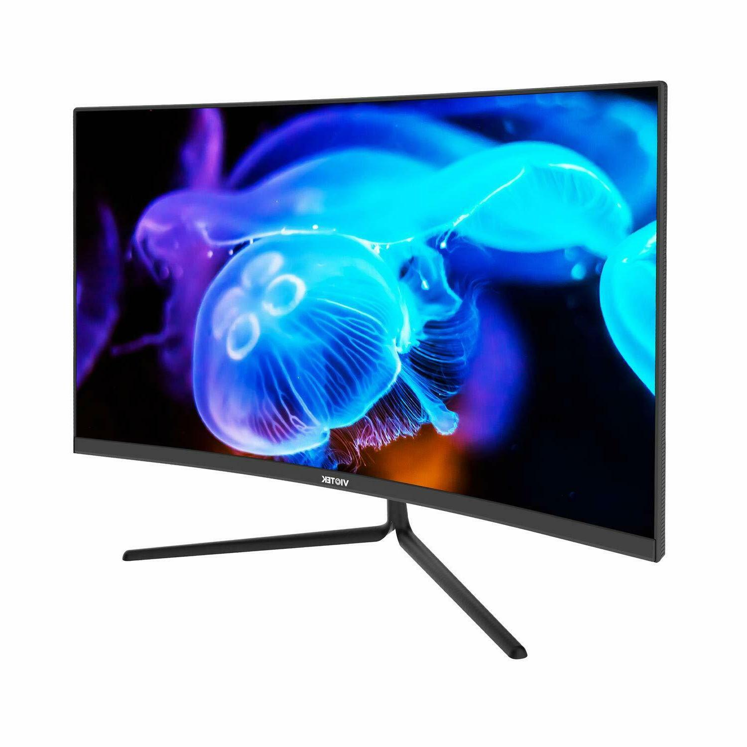 nbv27cb 27 inch curved monitor 75hz 1920x1080p
