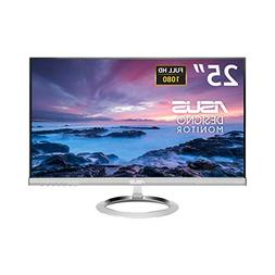 ASUS MX259H 25-Inch, Full HD 1920x1080 IPS, Audio by Bang &