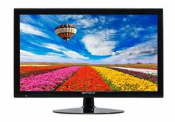 NEW Sceptre 24 Inch 75Hz Slim LED Monitor with Built-in Spea