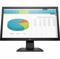 HP P204 19.5 inch Widescreen TN LED Monitor