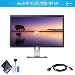 "Dell P2715Q 27"" Ultra HD 4K Monitor with HDMI Cable"