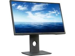 """Dell Professional Series P2417H 24"""" Black IPS LED Monitor 19"""