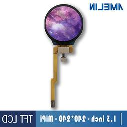TFT 1.3 inch TFT Touch Panel Display 240240 Round TFT LCD Di