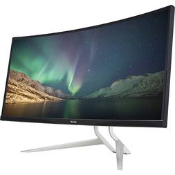 """Acer XR382CQK 37.5"""" LCD Monitor - 21:9 - 5 ms UM.TX2AA.001"""